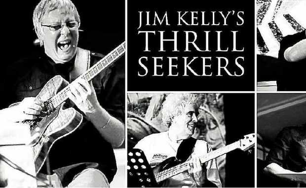 Plenty of thrills with the Thrillseekers next Tuesday.