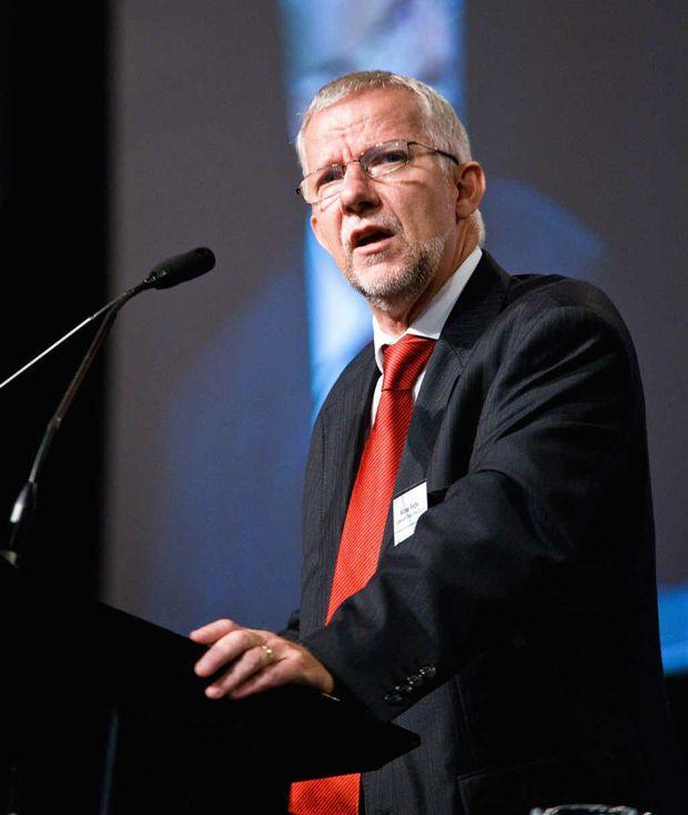 QRC chief Michael Roche. Photo: File