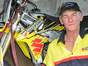 Motorcyclists find right mix