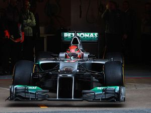 2012 Formula One cars unveiled