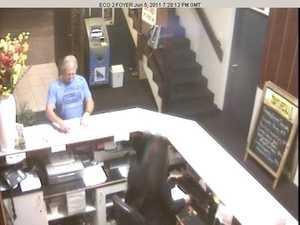 Man may hold key to robbery