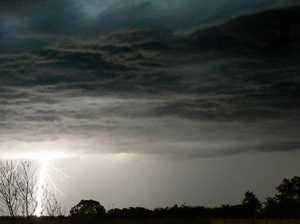 Gympie dodges wrath of a storm