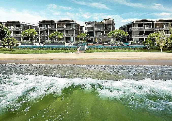 Noosa Head's Seahaven Resort is back on the market.