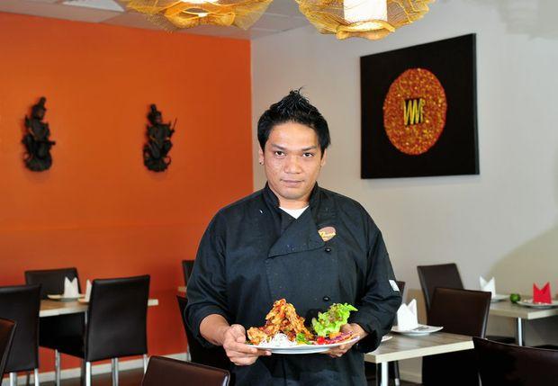 Thai-ism@peregian Chef Watchara Muenraya.