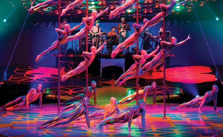 Cirque du Soleil will bring their incredible show OVO to Australia this year, kicking off in Brisbane.