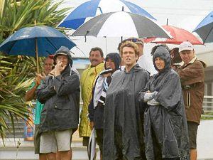 Acclimatise to wet season