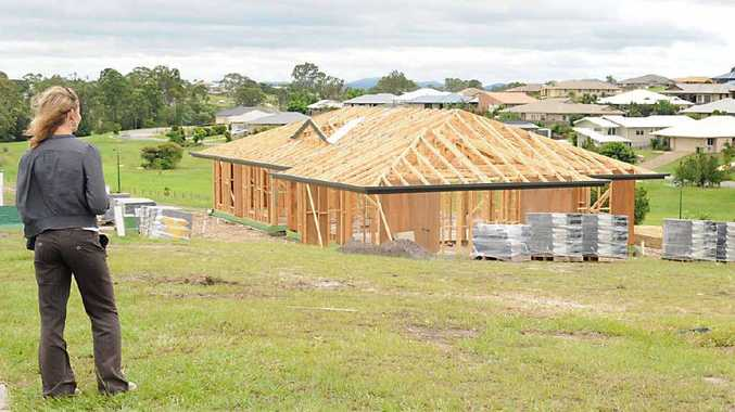 The first of 12 NRAS homes to be built in Echelon Estate follows the development of a number of investment properties under the same scheme in estates around Gympie.