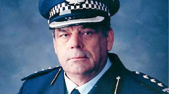 Former Central Queensland Crime Coordinator Kel Weeks will be laid to rest today.