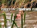 TWO years ago Rockhampton's Glenn Edwards was at the Oscars. On Monday, the cameraman performed an award-winning rescue of a missing boy in fast-flowing water.