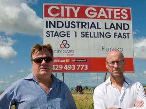 Industrial estate blocks in demand