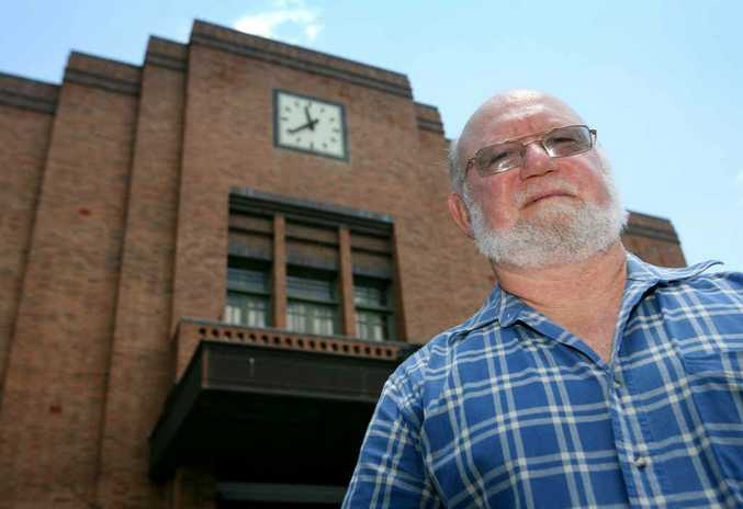 Brad Bauer wants a shift in power and responsibility at City Hall.