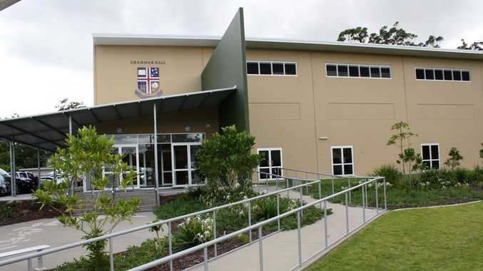 There are renewed calls for a second access road into Sunshine Coast Grammar.