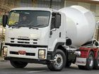 ISUZU will feature one of the largest exhibits at the 2012 ITTES with 17-vehicle on display including the F Series Agitator model on public view.