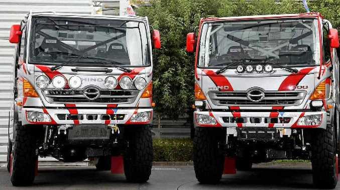SHOW OFF: Hino Australia will use this year's International Truck, Trailer & Equipment Show to showcase 500 Series models.
