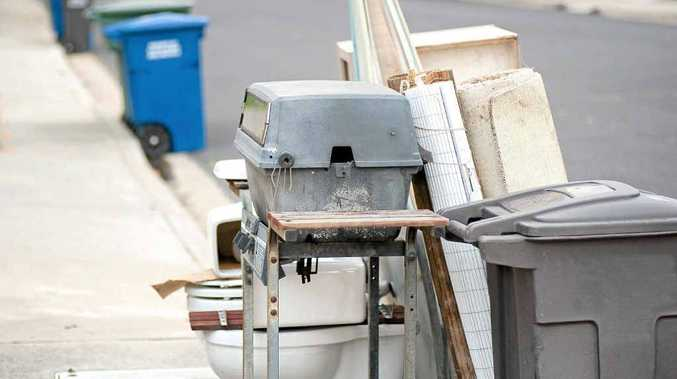 Byron council is looking at an alternative to kerbside hard rubbish collection.