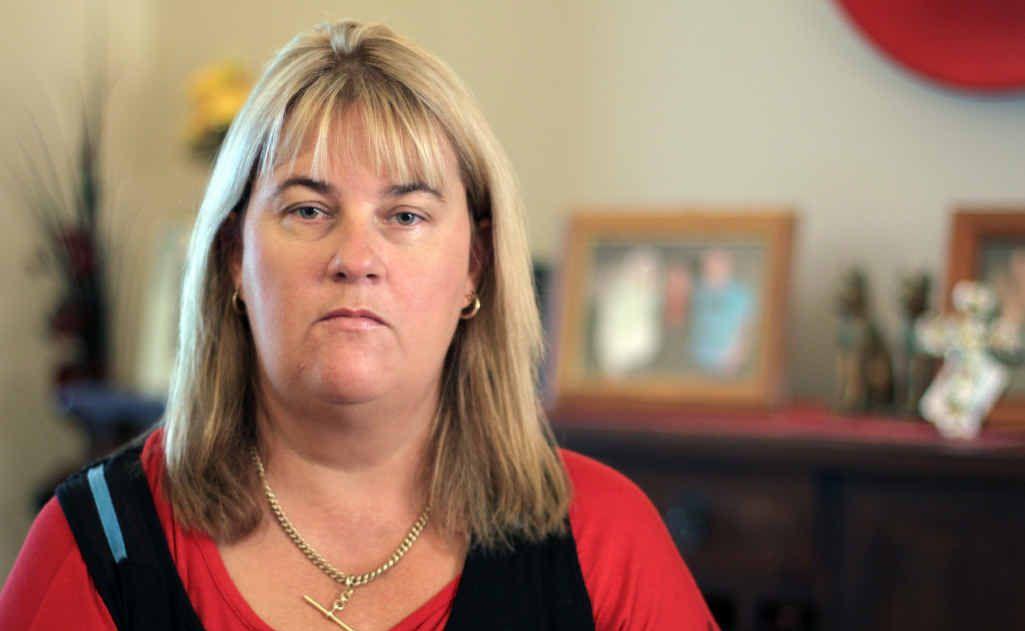 Joanne Ufer has addressed State Parliament, urging against safety legislation reforms.