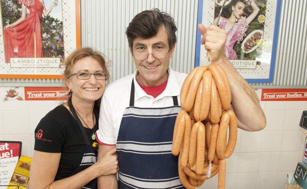 Graeme and Linda Sutton