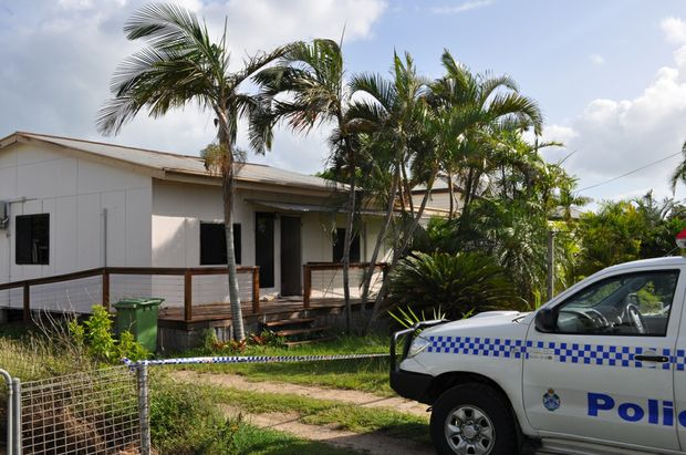 Police are investigating the cause of the blaze, which damaged two rooms of a single story home on Kennedy St in Bowen early this morning.