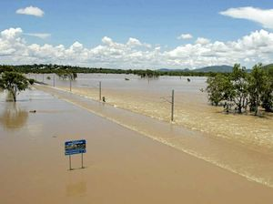 30 homes isolated as flood surges near Rocky