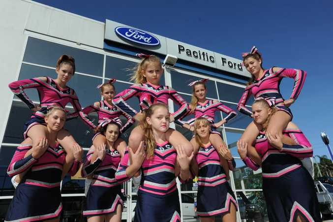 National Champions, the MDC Superstar Cheerleaders squad, lost their flights to Hawaii to compete when Air Australia went bust.