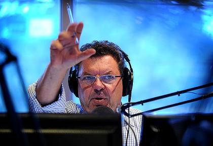 MTR presenter Steve Price.