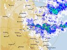 A severe weather warning has been issued for the Sunshine Coast.