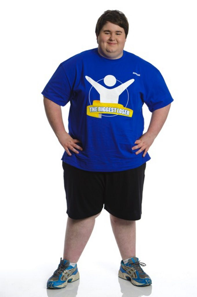 Hamish Elliot, 20, has been eliminated from Camp Biggest Loser leaving new girlfriend Michelle Cortesao, 24, devastated.