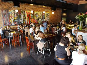 Cafe caters to strong demand