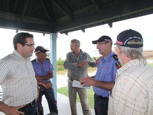 Funding for rural firies