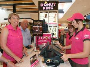 Premier Anna Bligh visits Rockhampton