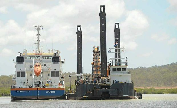 The latest report into Gladstone Harbour fish problems has, once again, found no evidence of a link between dredging and fish disease.