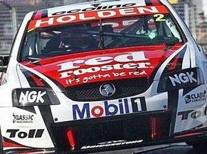 Race 11 win for Davison in V8s