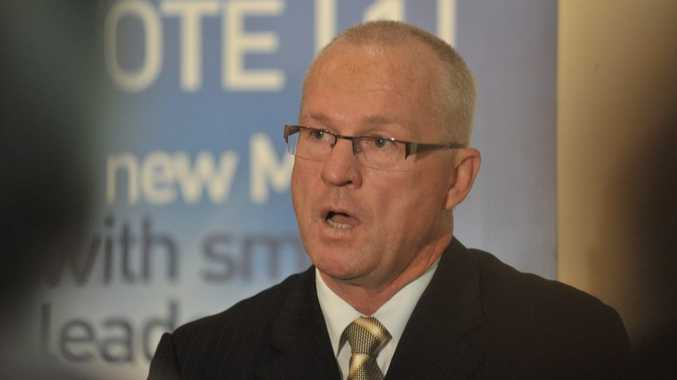 Sunshine Coast mayoral candidate Mark Jamieson has won the support of Noosa councillor Russell Green.
