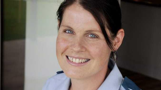QAS Toowoomba emergency medical dispatcher Melanie Plows.