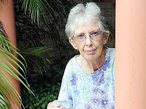 Act of stupidity targets grandma