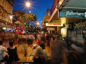 A foodie (and drinkie) metropolis