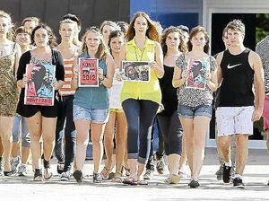 Coast youth join Kony campaign