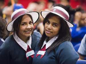 Indigenous students visit Toowoomba