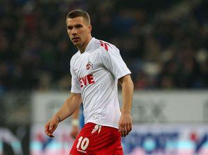 Arsenal target Podolski
