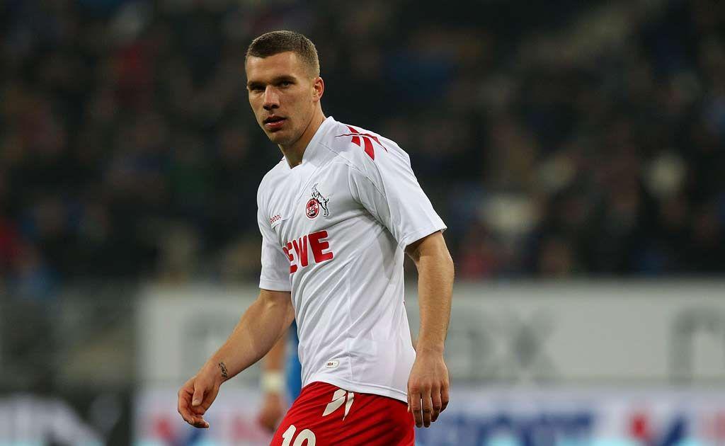 Lukas Podolski.