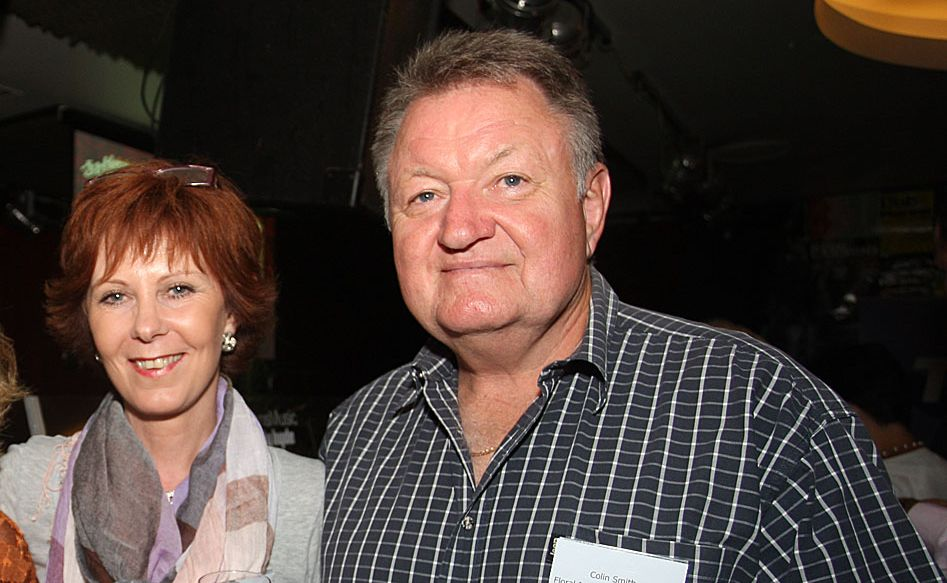 'Assassins' Judy and Colin Smith.