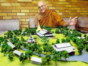No peace for stupa plan
