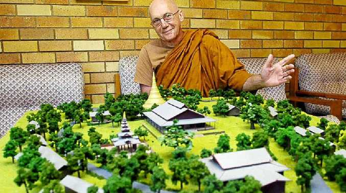 Buddha Dharma Education Association Inc president Venerable Pannyavaro believes extensions to the Buddhist retreat will be approved by Lismore City Council.