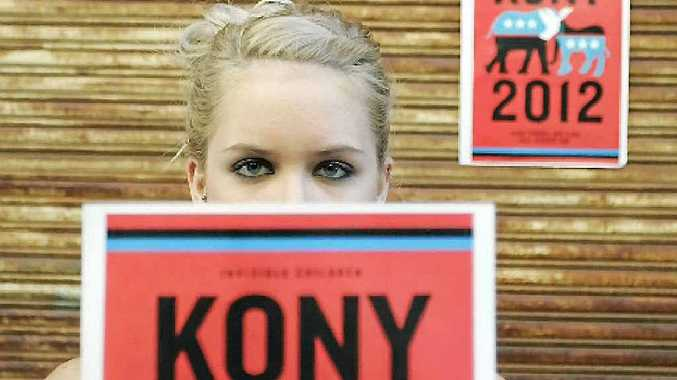 Rockhampton's Anja Zemlicoff and more than 300 other locals are set to spread the word about Kony 2012.
