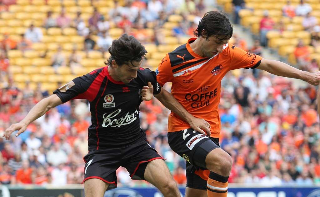 Adelaide United and Brisbane Roar are set for battle in the A-League Final at Suncorp Stadium on Sunday.