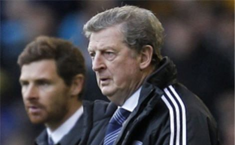 Roy Hodgson (front) to be handed England job after final talks on Tuesday.
