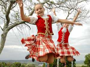 Dancers keen for Maclean festival