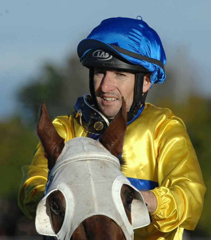 RIDE TO SUCCESS: Grafton jockey Matt Paget made the decision to become a jockey when he was 14 years old.