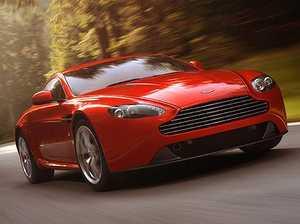 Bond back in an Aston Martin