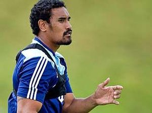All Black Kaino's season is over